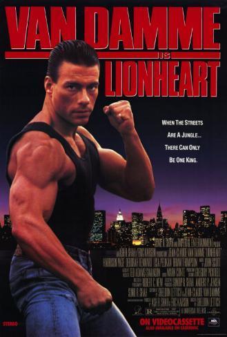 Lionheart: Scommessa vincente Stampa master