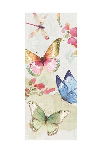 Colorful Breeze VIII Art Print