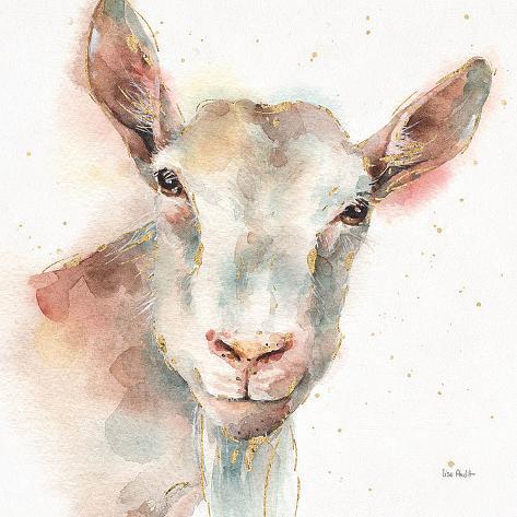 Farm Friends I Impressão artística