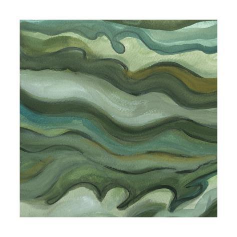 Sea Kelp I Art Print
