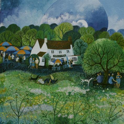 The Barley Mow, 2009 Giclee Print
