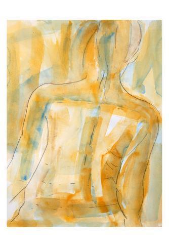 Nude #1 Art Print
