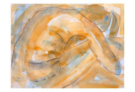 Nude #2 Art Print