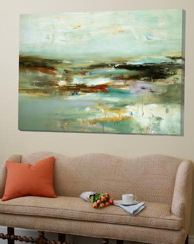 Abstracted Views Loft Art