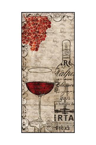 Vintage Reds Art Print