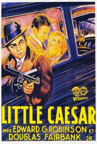 Little Caesar Masterprint