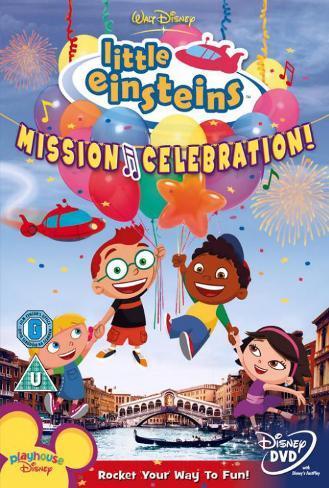 Little Einsteins - UK Style Poster