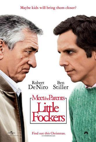 Little Fockers Double-sided poster