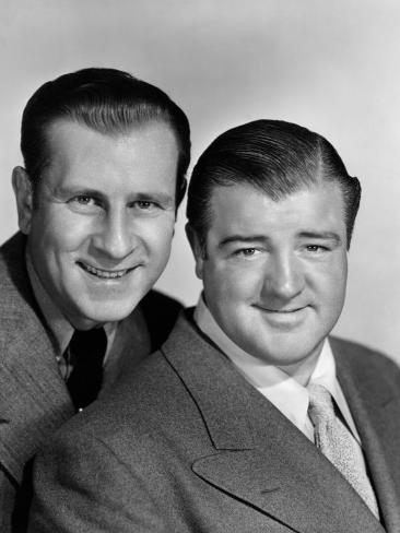 Little Giant, Bud Abbott, Lou Costello, 1946 Photo