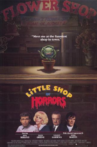 Little Shop of Horrors Masterprint