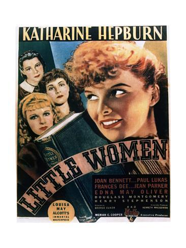 Little Women - Movie Poster Reproduction Stampa artistica