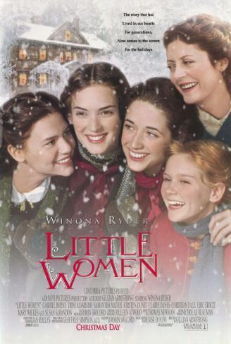 Little Women Masterprint