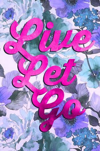 Live Let Go Póster