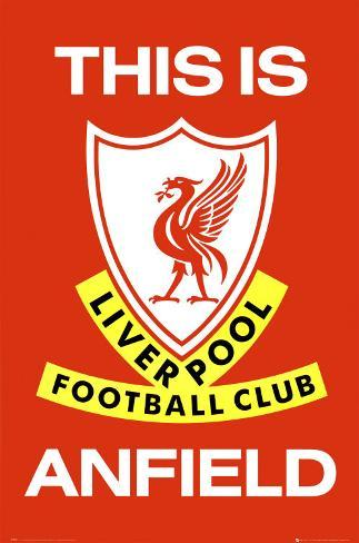 Liverpool Póster
