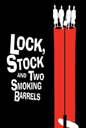 Lock Stock and 2 Smoking Barrels - Swedish Style Poster