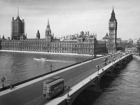 London: Parliament Giclee Print