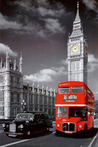 Londres Láminas en AllPosters.es