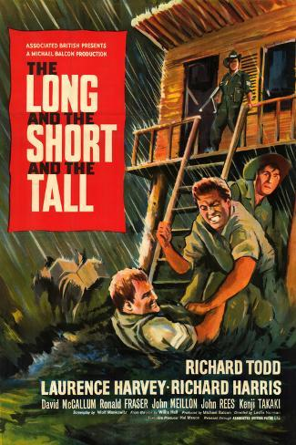 Long and the Short and the Tall (The) Art Print