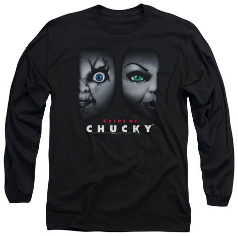Long Sleeve: Bride Of Chucky - Happy Couple Long Sleeves