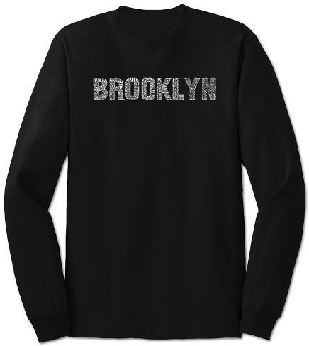 Long Sleeve: Brooklyn Neighborhoods Long Sleeves