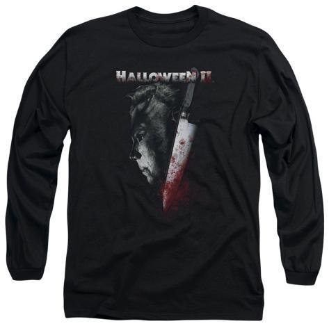 Long Sleeve: Halloween II - Cold Gaze Long Sleeves