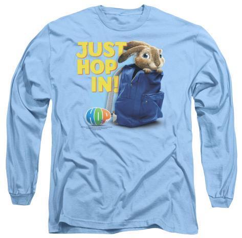 Long Sleeve: Hop - Just Hop In Longsleeve Shirt
