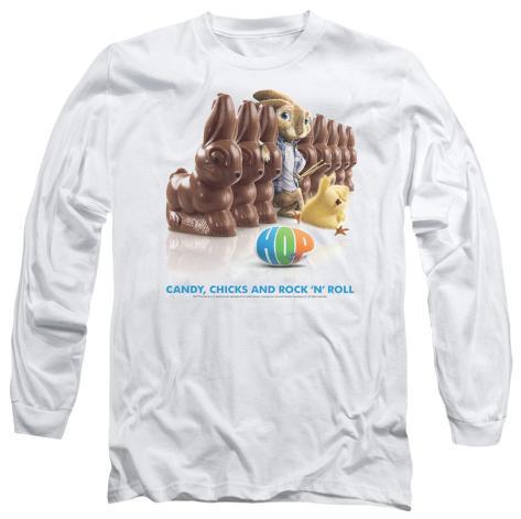 Long Sleeve: Hop - Rock n' Roll Longsleeve Shirt