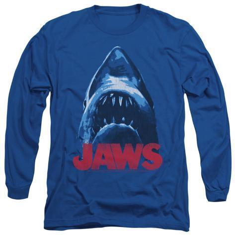 Long Sleeve: Jaws - From Below Long Sleeves