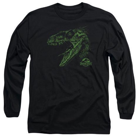 Long Sleeve: Jurassic Park - Raptor Mount Long Sleeves