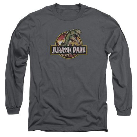 Long Sleeve: Jurassic Park - Retro Rex Long Sleeves