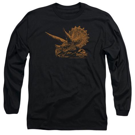 Long Sleeve: Jurassic Park - Tri Mount Long Sleeves