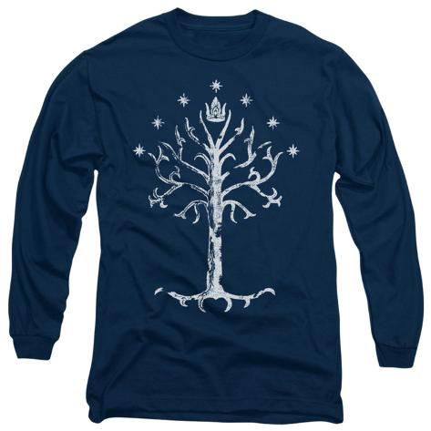 Long Sleeve: Lord of the Rings - Tree of Gondor Long Sleeves