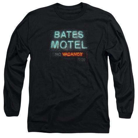 Long Sleeve: Psycho - Bates Motel Long Sleeves