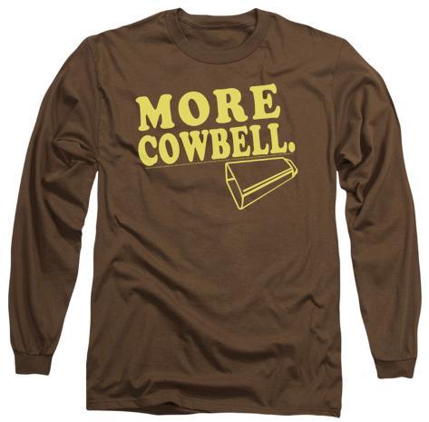 Long Sleeve: Saturday Night Live - Cowbell Long Sleeves