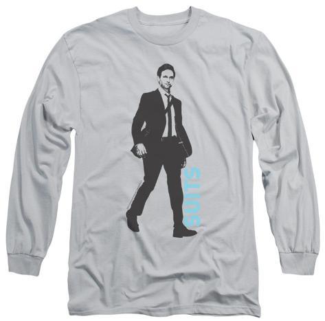 Long Sleeve: Suits - Suit Walking Long Sleeves