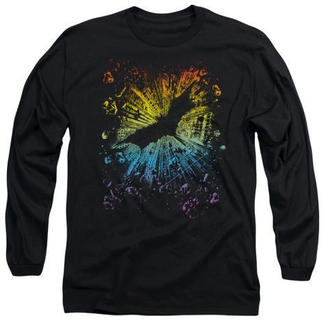 Long Sleeve: The Dark Knight Rises - Coming at You! Longsleeve Shirt