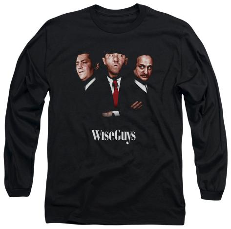 Long Sleeve: The Three Stooges - Wiseguys Long Sleeves