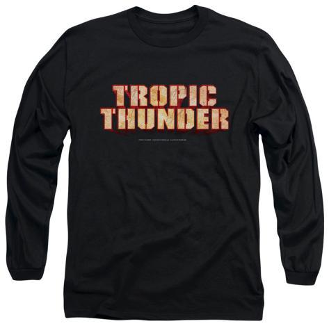 Long Sleeve: Tropic Thunder - Title Long Sleeves