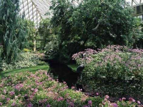 Longwood Gardens, Pennsylvania, USA Photographic Print