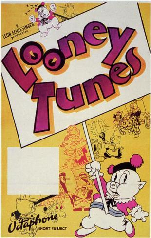 Looney Tunes Masterprint