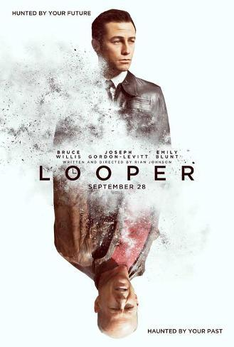 Looper Movie Poster Poster