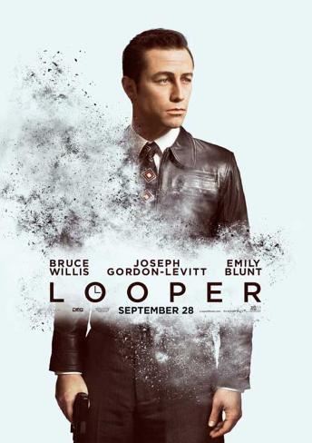 Looper Movie Poster ポスター