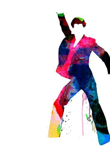Fever Watercolor Lámina