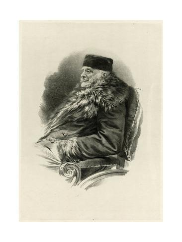 Lord John Russell, 1878 Stampa giclée