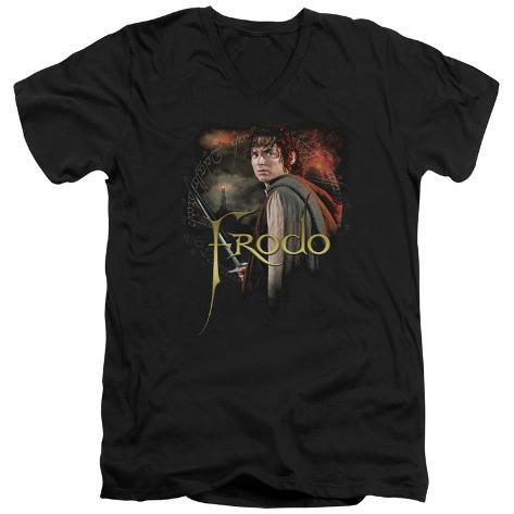 Lord Of The Rings - Frodo V-Neck V-Necks