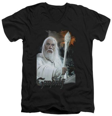 Lord Of The Rings - Gandalf V-Neck V-Necks