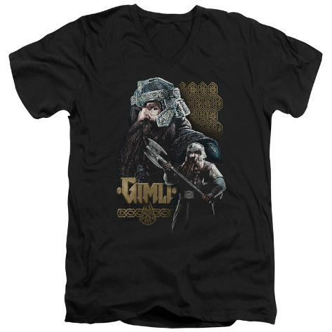 Lord Of The Rings - Gimli V-Neck V-Necks