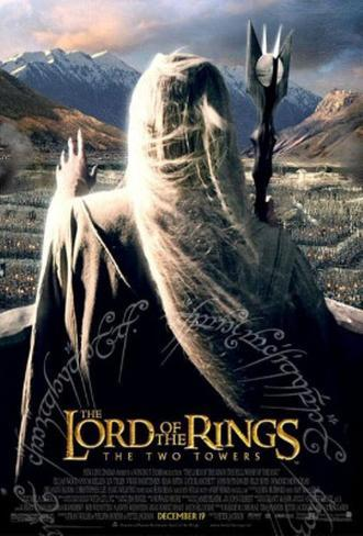 Lord Of The Rings: Return Of The King Double-sided poster