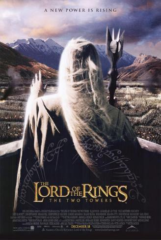 Lord of the Rings: The Two Towers Masterprint