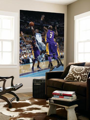 Los Angeles Lakers v New Orleans Hornets - Game Four, New Orleans, LA - April 24: Chris Paul Laminated Oversized Art